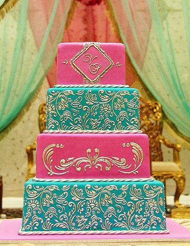 India. By Clara's Designer Cakes