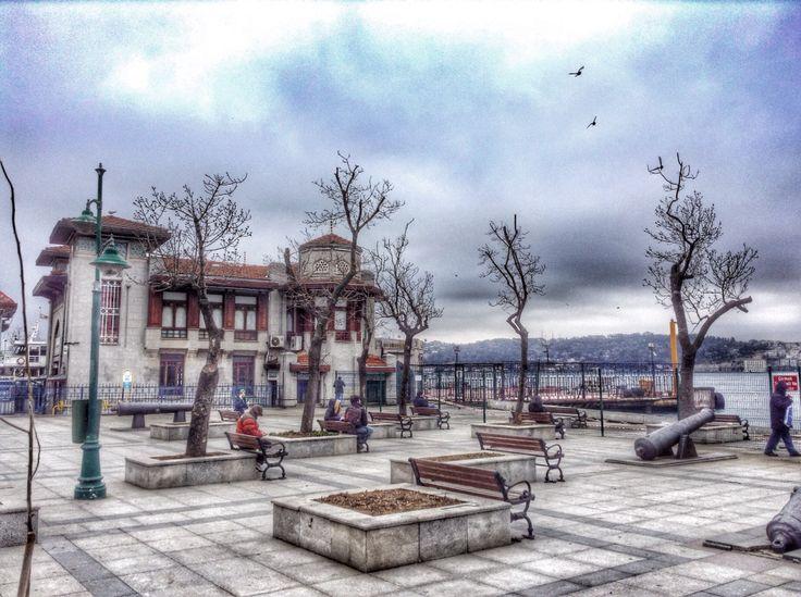 Beşiktaş vapur iskelesi