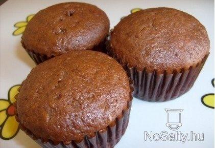 Sacher muffin 2.