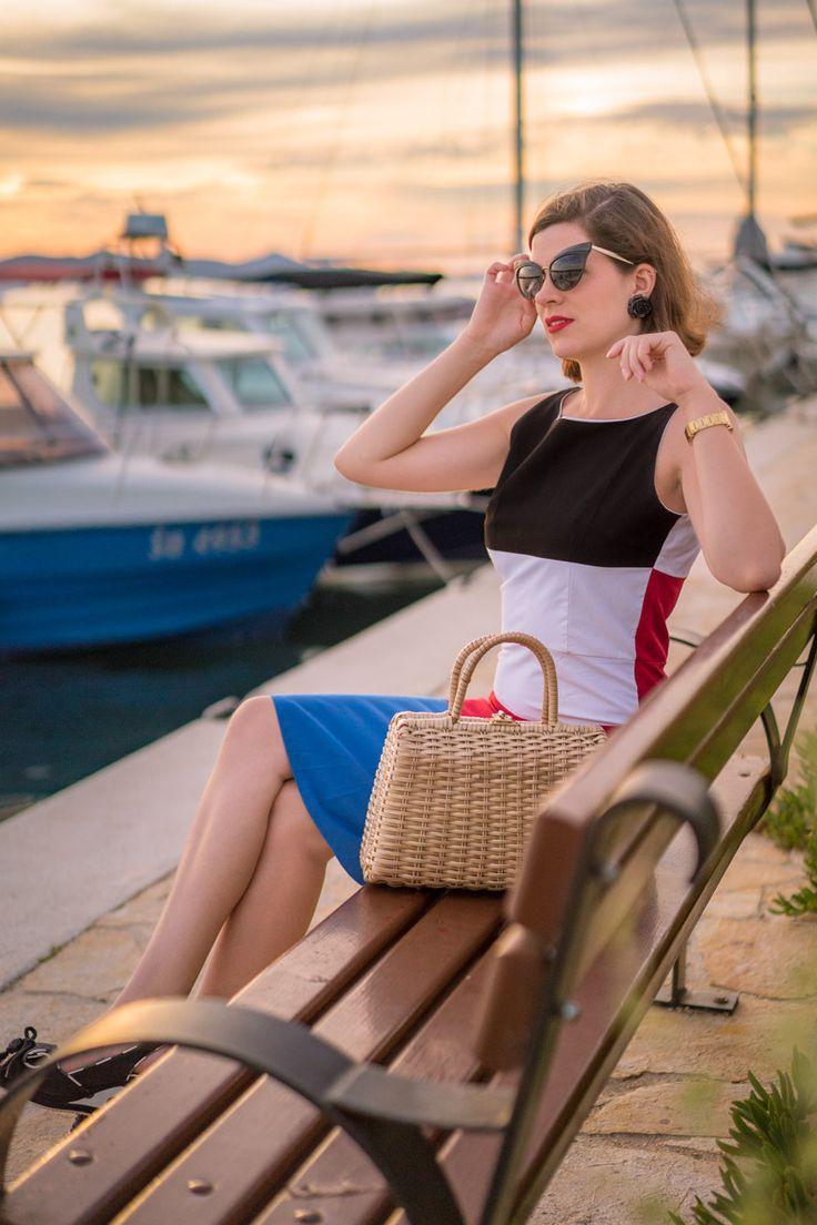 Sommerkleider im vintage stil