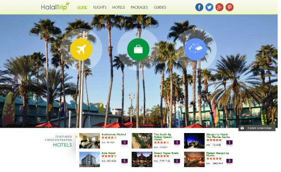 Best 9 Islamic Travel Websites With Good Seo - Islamic-Travel-Website-Halal-Trip