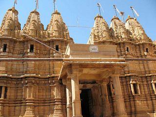 Lodurva Temple - Near Jaisalmer - Rajasthan