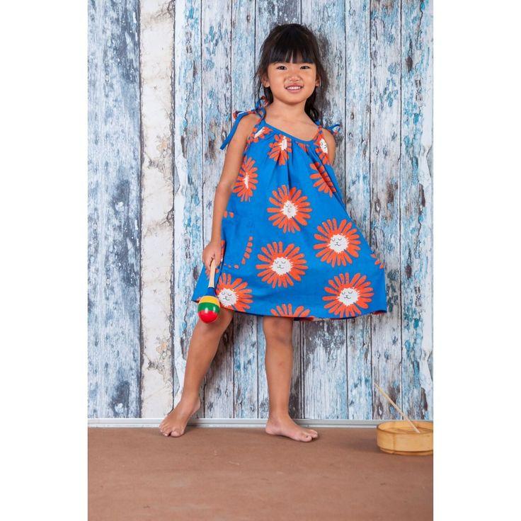 Οργανικό Φόρεμα - Little Dandelion