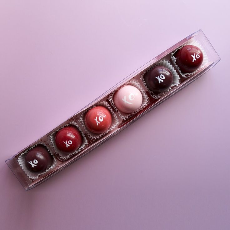 Stunning handcrafted chocolates from House of Chocolate - perfect for Valentine's Day.