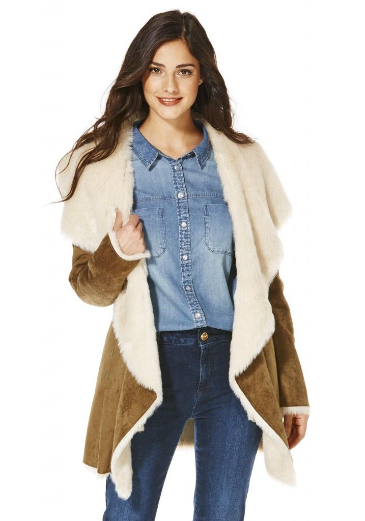 1000  images about Finest Shearling Coats Ideas on Pinterest