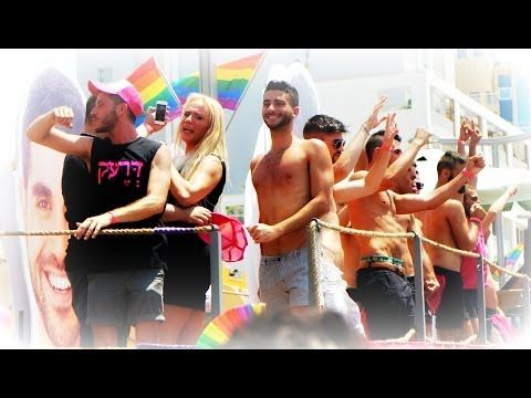 "Tel Aviv Pride Parade 2014, Israel - http://bookcheaptravels.com/tel-aviv-pride-parade-2014-israel/ - Tel Aviv Pride (×'א×?×?×"" ת×? א×'×?×'×?ת) comes into full swing with a huge Pride Parade that literally stops traffic in this dynamic Mediterranean city. Drag queens ... - (city/town/village), (country), (sexual, aviv, drag, gay, israel, lesbianism, orientation), parade, pride, queen, tel"