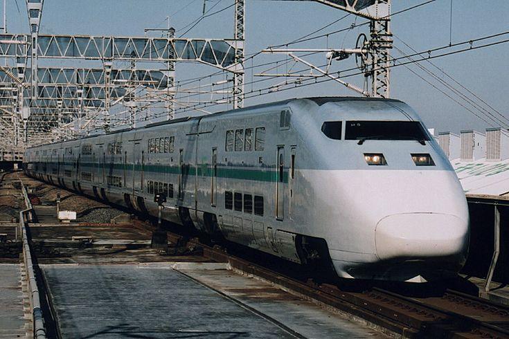 """Система скоростных железных дорог """"Синкансэн"""" (Япония)"""