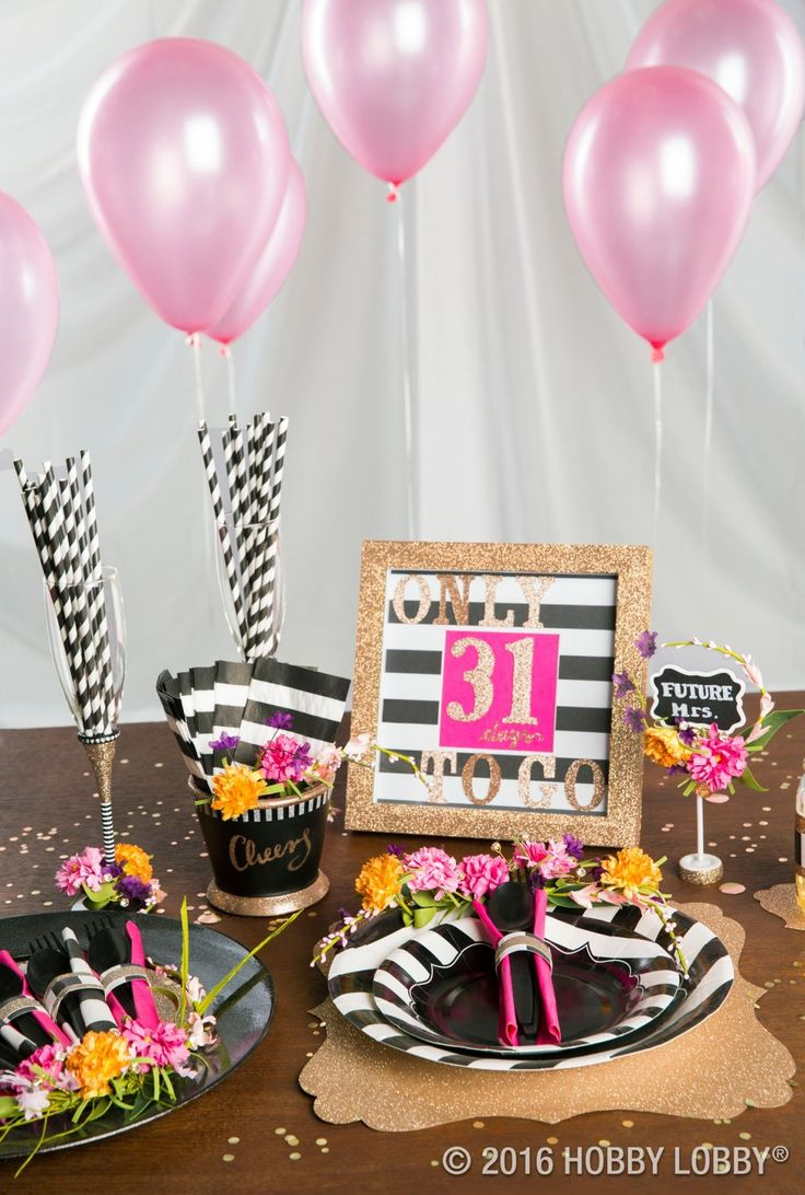 678 Best Party Ideas Images On Pinterest Hobby Lobby