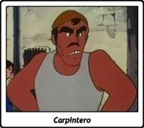 Carpintero / Marco. De los Apeninos a los Andes / Haha wo tazunete sanzenri / anime / TV Serie / 1976