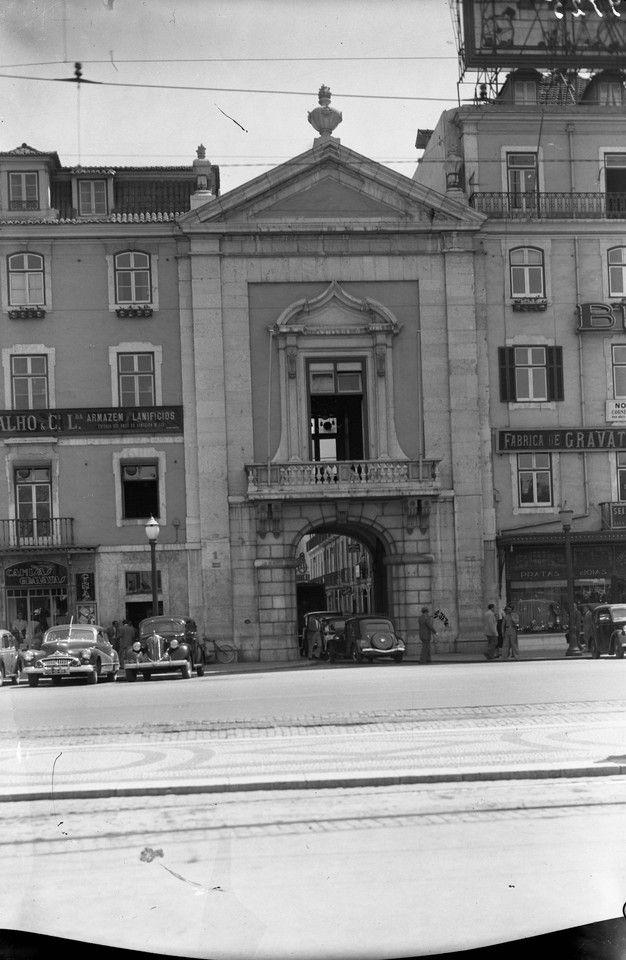 Arco do Bandeira, foto de Eduardo Portugal, in a.f