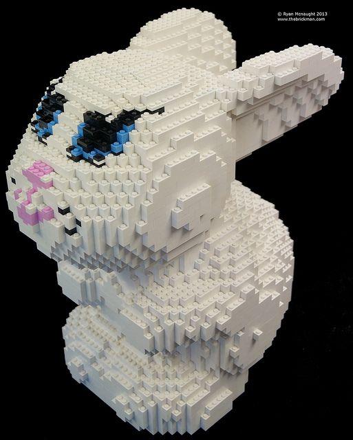 LEGO Friends Rabbit