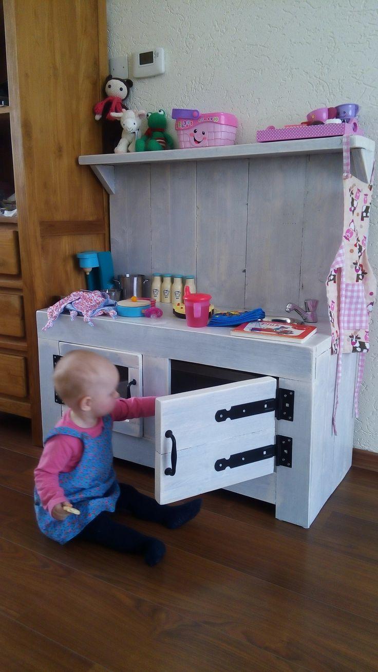 Speelkeuken voor kinderen  www.lifewithlife.nl