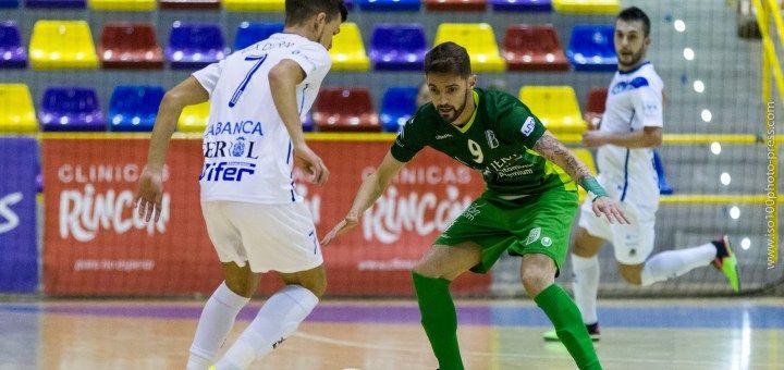 Directo 20:00 Liga Nacional de Futbol Sala O Parrulo Ferrol contra Elche CF