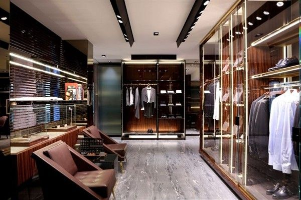 Gucci Opens Men's Flagship in Milan
