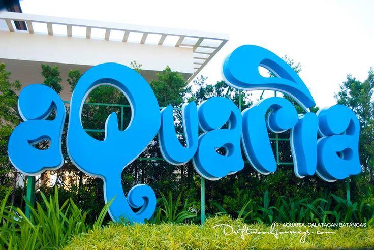 Aquaria Beach Resort, Playa Calatagan, Batangas