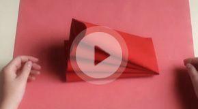 Lots of napkin folding videos. http://www.paperline.it/
