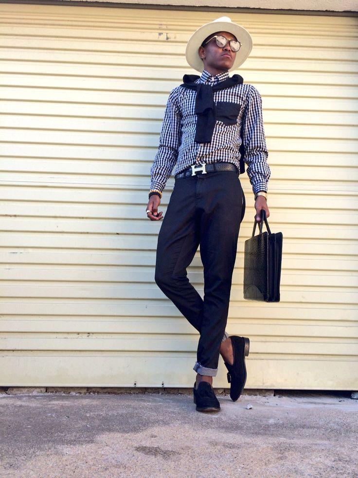Elegant Gent #StyledRambo #Smart #Casual #Semi #Formal