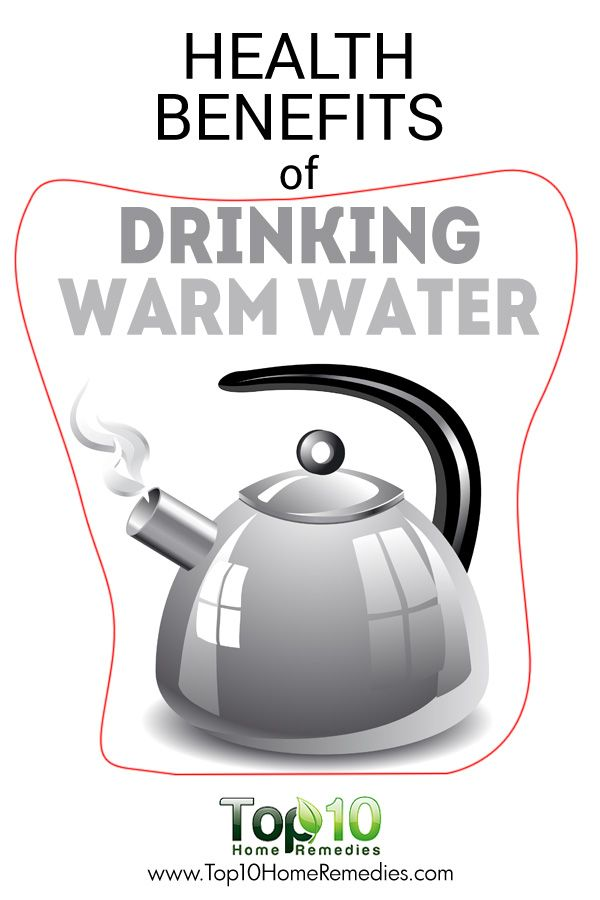 10 Surprising Benefits Of Drinking Warm Water In The Morning