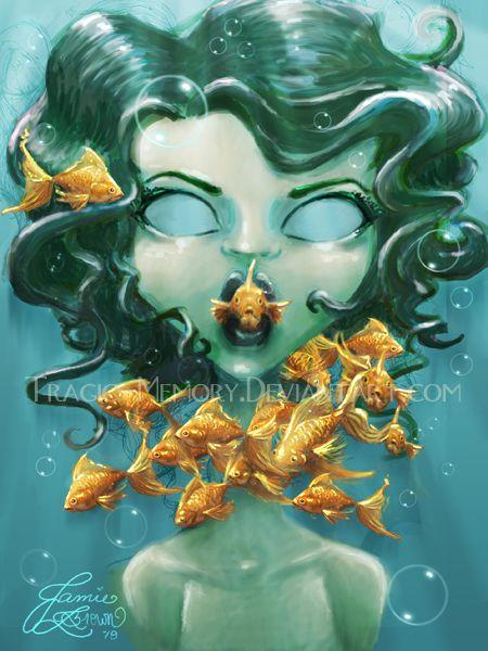 FishFace by =MissJamieBrown on deviantART