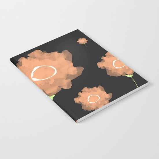 Imaginary Flowers II Notebook