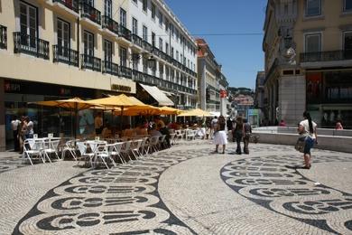 Chiado, Lisboa, Portugal