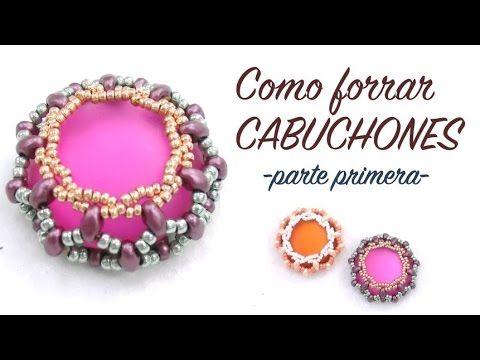 Abalorios - Como forrar Cabuchones - 2ª Parte: https://www.youtube.com/watch?v=V27gh96agsc