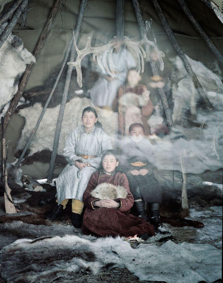 tsaatan tribe - Mongolia