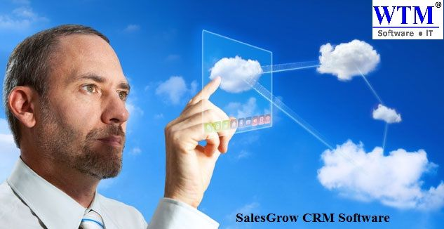 One Reliable #CRM #software for Followups! Improving #Business Productivity With SalesGrow CRM. Free 15-day trial Forever. http://wtmit.com/crm