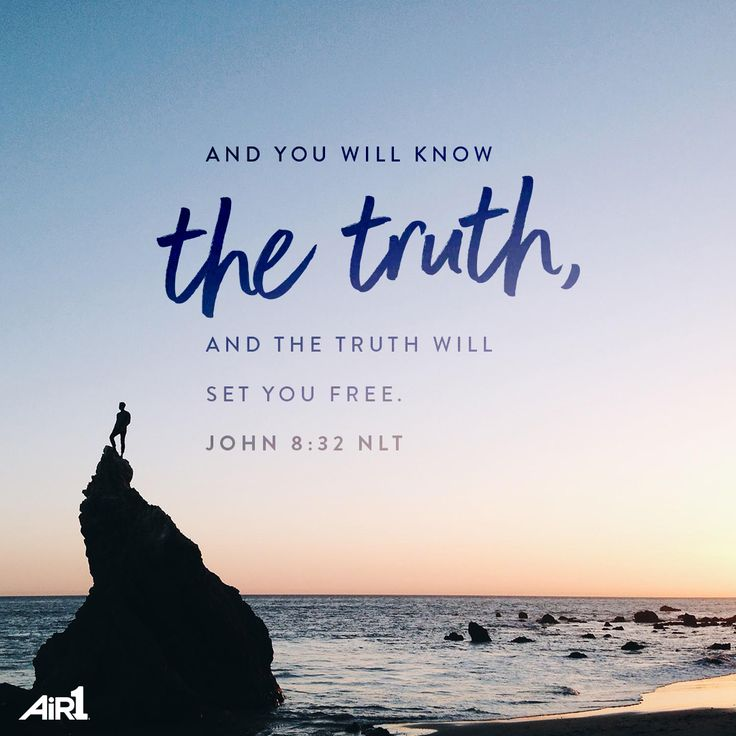 #VOTD #Bible #Truth #SetFree