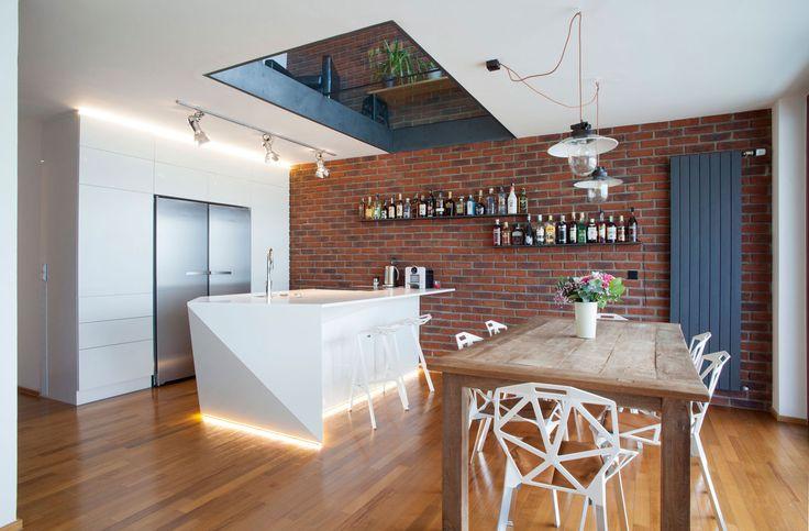 Triplex Loft Apartment - Karlin, Czech Republic