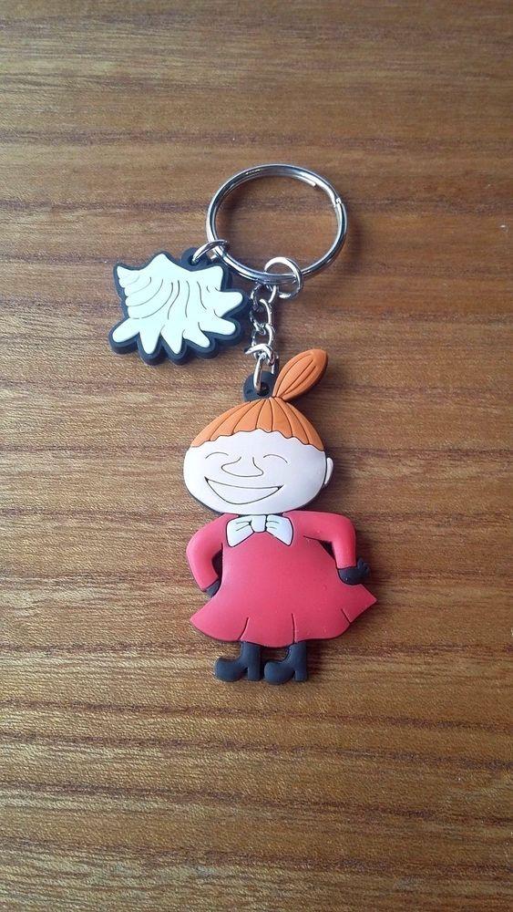 Moomin Little My Keyring Keyfob #Moomin