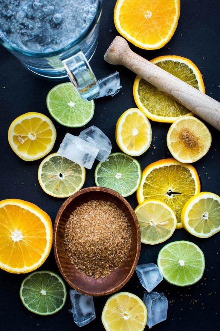 Citruses for a homemade lemonade