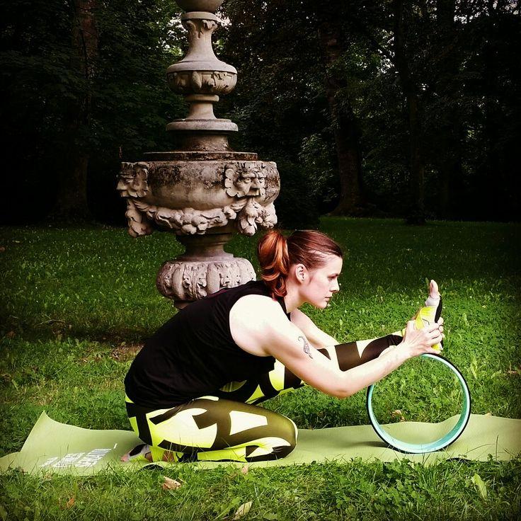 #yoga #zameckazahradateplice #myyogalife #mylife #yogagirl #yogaczech #yogatime #summertime #summer #joga #mylife #myloveyoga #myyogalife  #czechgirl #czechyogagirl #yogacz #asana #mylove #yogadaily #yogapractice #czechrepublik #poweryoga #yogawheel #relaxace #relaxation #flexibility #jogavparku #wheelyoga