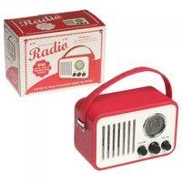 Sue Ryder Shop | Rakuten.co.uk Shopping: Vintage Red Portable Transistor Radio  Vintage Red Portable Transistor Radio: 12500 from Sue Ryder Shop | Rakuten.co.uk Shopping