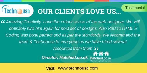 Technousa Consulting Services Customer Reviews