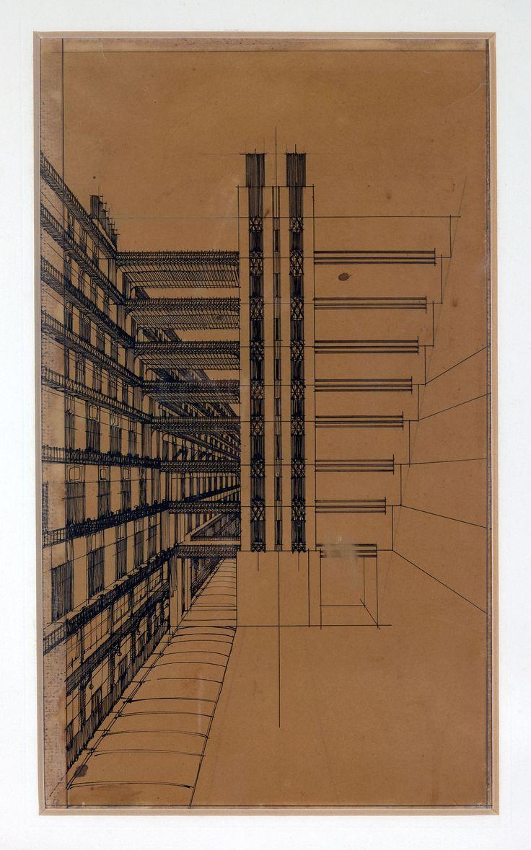 25+ best Antonio sant elia ideas on Pinterest   Italian futurism ...