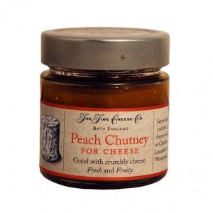 The Fine Cheese Co. Peach Chutney for Cheese
