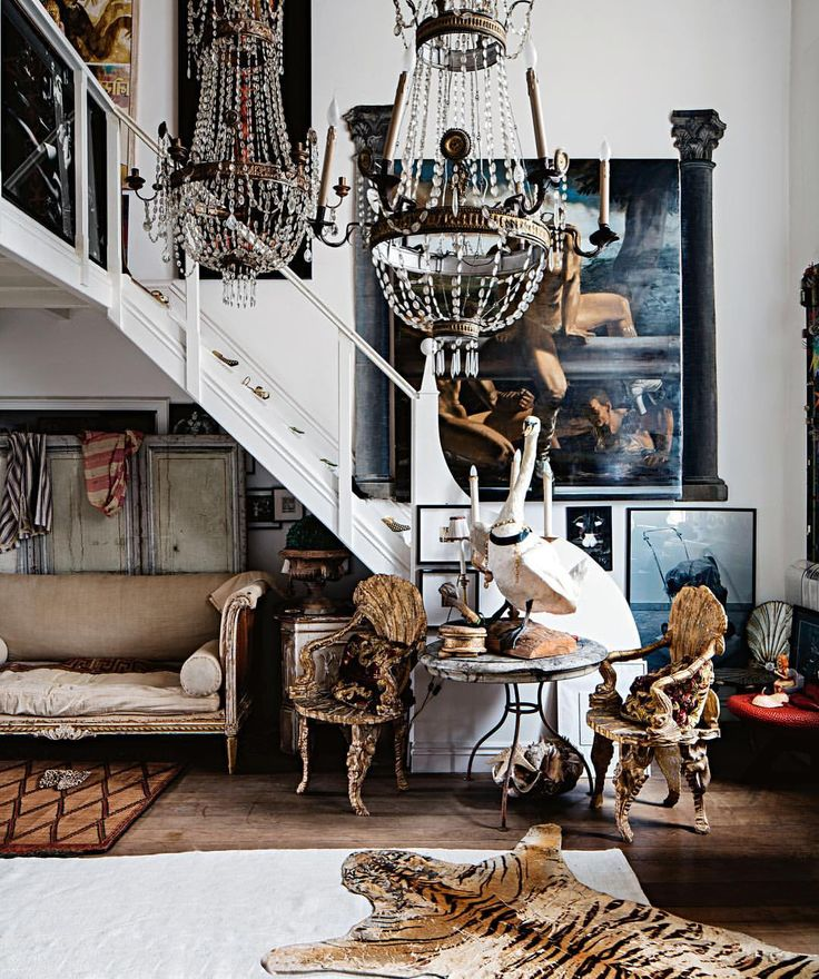 """Vogue Living (@vogueliving) on Instagram: """"INTERIORS: From the new issue of Vogue Living, on sale now! Interior designer Olimpia Orsini has…"""""""