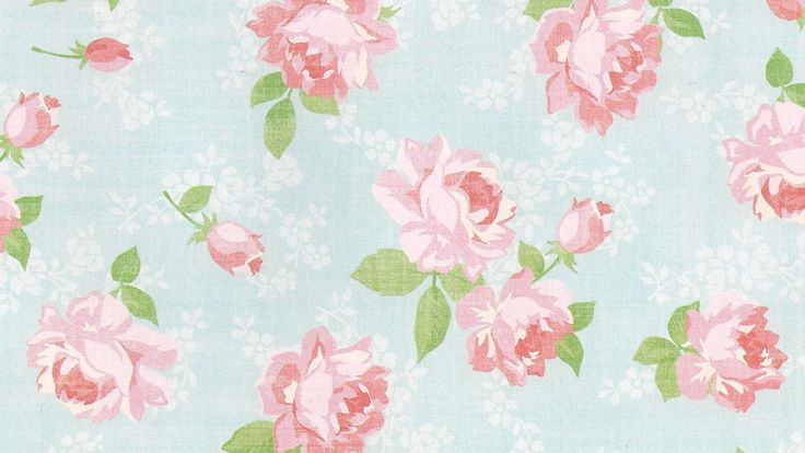 Old Fashioned Floral Wallpaper Pink Vintage Floral Wallpapers Hd ...