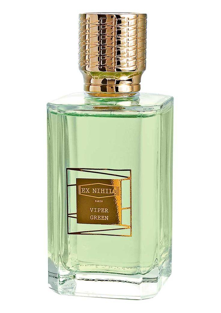 Viper Green Ex Nihilo perfume - a new fragrance for women and men 2017