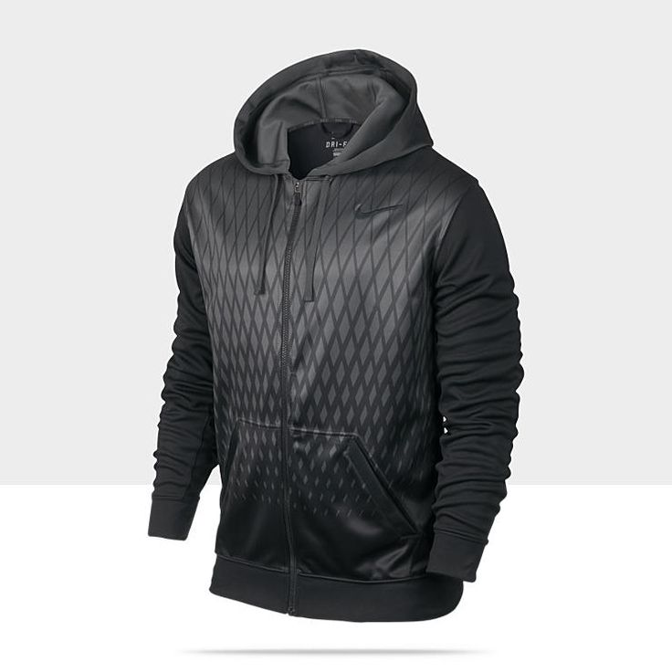 Nike KO Speed Burst Full-Zip Men's Training Hoodie