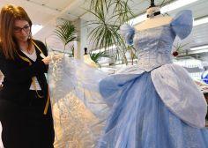 ¿Cómo se crean los vestidos de las princesas Disney?