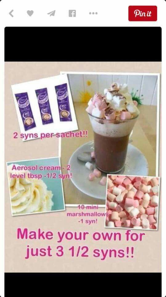 Slimming World Luxury Hot Chocolate