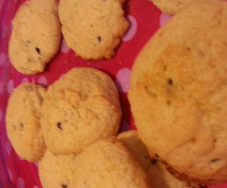 Ricetta Sanpietrini biscotti morbidi pubblicata da stafari - Questa ricetta è nella categoria Prodotti da forno dolci