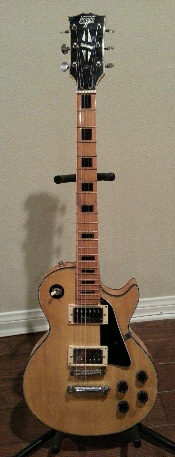 17+ best images about Hondo Guitars on Pinterest | Vintage
