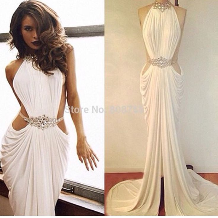 Our white dress