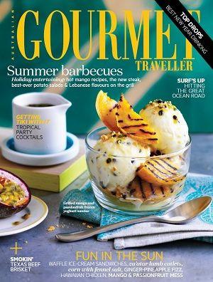 Gourmet Traveller - January 2014 #magazines #magsmoveme  http://www.gourmettraveller.com.au/