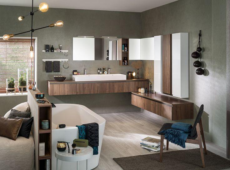 Les Meilleures Images Du Tableau Tendance Ultra Brillant Sur - Meuble de salle de bain delpha pour idees de deco de cuisine