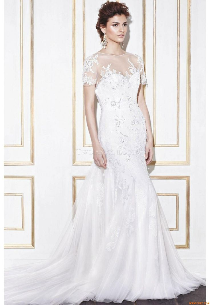 43 best beach wedding dresses images on Pinterest   Wedding frocks ...