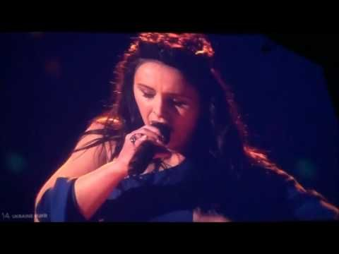 Jamala - 1944 (Ukraine) second place from bookmakers LIVE FULL at Eurovision 2016: Semi-Final 2 - YouTube